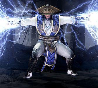 Mortal Kombat X - Test
