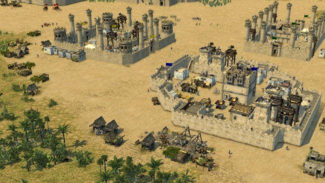 Stronghold Crusader 2 - DLC: Invasionen - Screenshots - Bild 1