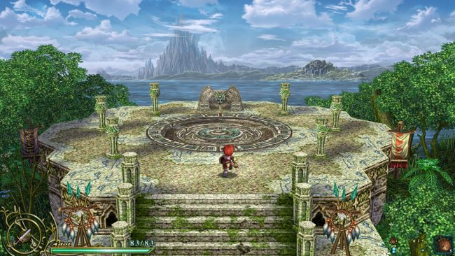 Ys IV: The Ark of Napishtim - Screenshots - Bild 21