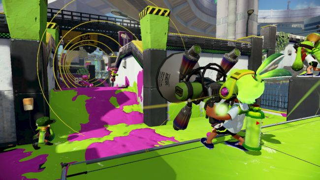 Splatoon - Screenshots - Bild 8