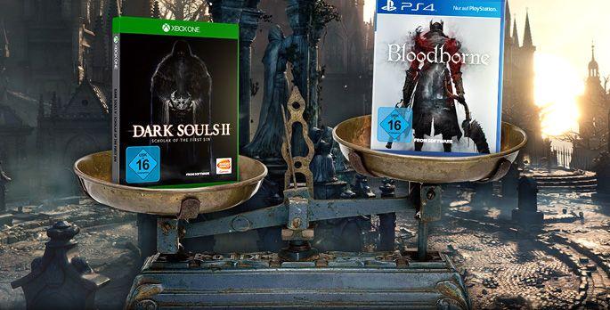 Bloodborne oder Souls? - Special
