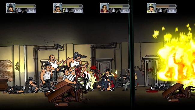 Guns, Gore and Cannoli - Screenshots - Bild 12