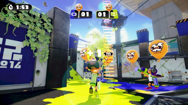 Splatoon - Screenshots - Bild 27