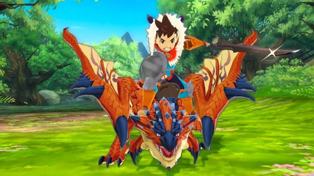 Monster Hunter XX für Switch