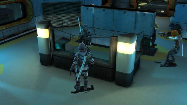 Shadowrun Chronicles: Boston Lockdown - Screenshots - Bild 29