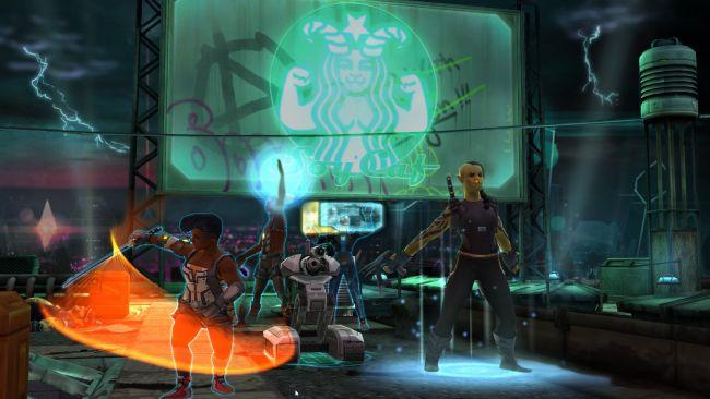 Shadowrun Chronicles: Boston Lockdown - Screenshots - Bild 3