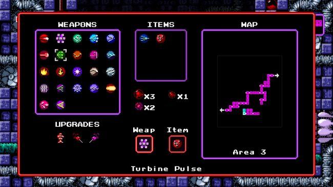 Axiom Verge - Screenshots - Bild 9
