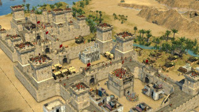 Stronghold Crusader 2 - DLC: Invasionen - Screenshots - Bild 4