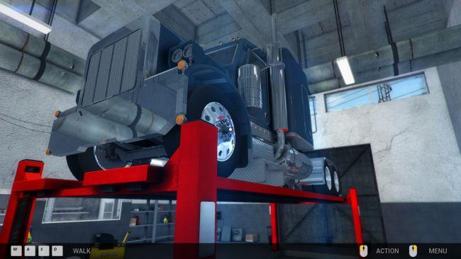 LKW-Werkstatt Simulator 2015 - Screenshots - Bild 5