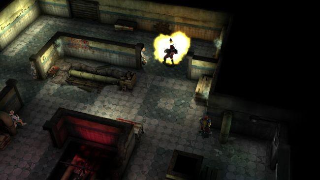 Shadowrun Chronicles: Boston Lockdown - Screenshots - Bild 22