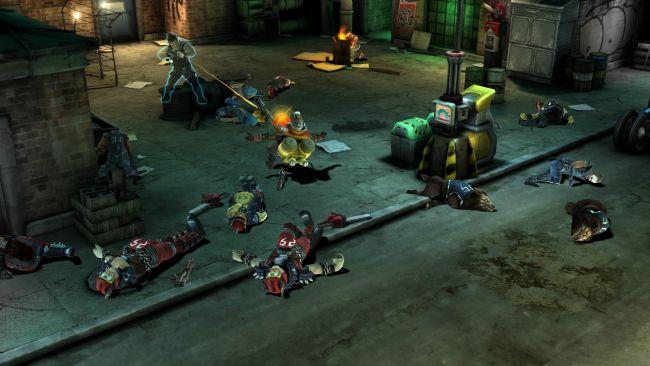 Shadowrun Chronicles: Boston Lockdown - Screenshots - Bild 32
