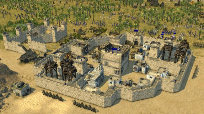 Stronghold Crusader 2 - DLC: Invasionen - Screenshots - Bild 8