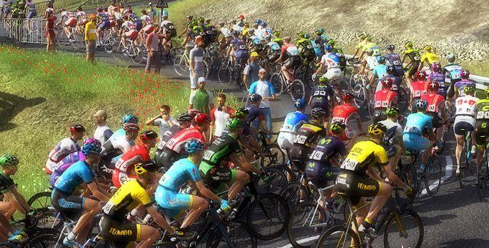 Le Tour de France Saison 2015: Der offizielle Radsport Manager