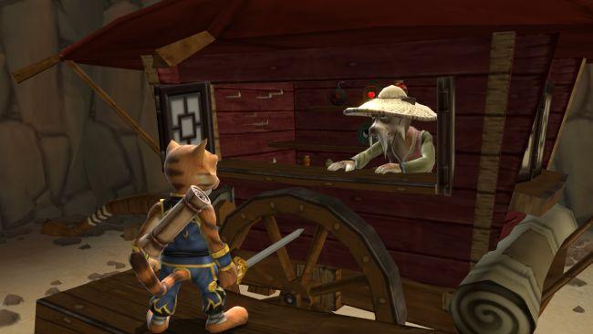 Legend of Kay Anniversary - Screenshots - Bild 4