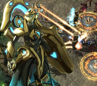 StarCraft II: Legacy of the Void - Preview