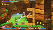 Kirby und der Regenbogen-Pinsel - Screenshots - Bild 37