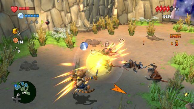 Legend of Kay Anniversary - Screenshots - Bild 8