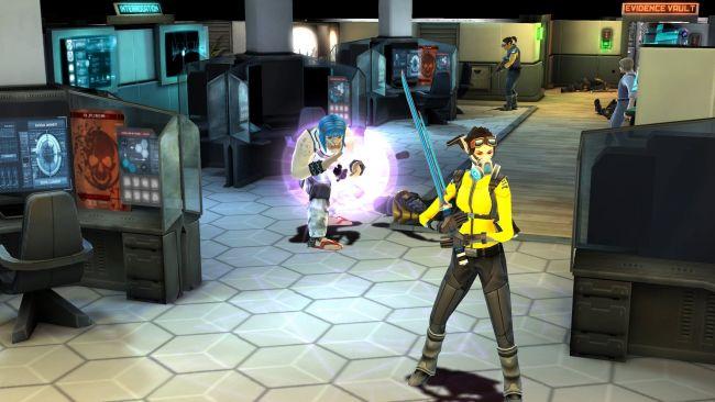 Shadowrun Chronicles: Boston Lockdown - Screenshots - Bild 18
