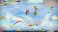 Kirby und der Regenbogen-Pinsel - Screenshots - Bild 42