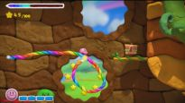 Kirby und der Regenbogen-Pinsel - Screenshots - Bild 5