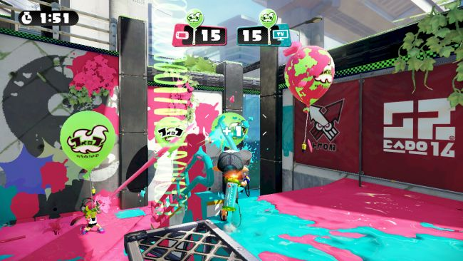 Splatoon - Screenshots - Bild 26