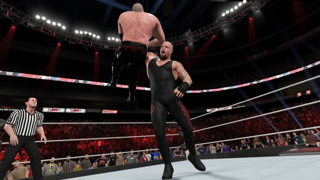 WWE 2K15 - Screenshots - Bild 9