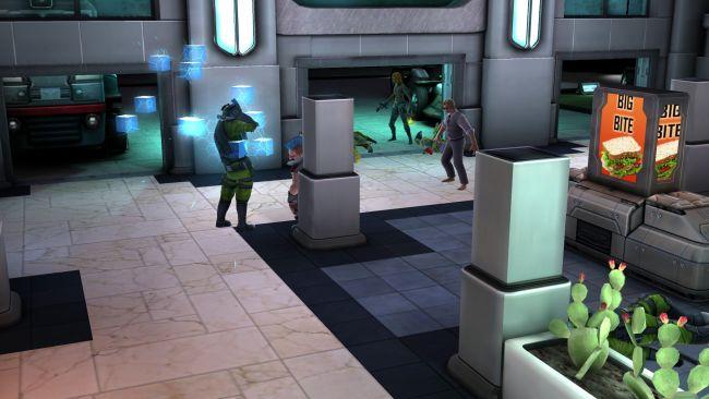 Shadowrun Chronicles: Boston Lockdown - Screenshots - Bild 35