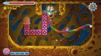 Kirby und der Regenbogen-Pinsel - Screenshots - Bild 25