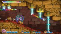 Kirby und der Regenbogen-Pinsel - Screenshots - Bild 35