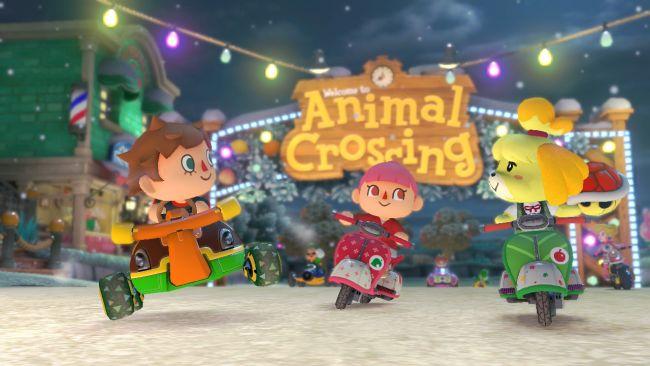 Mario Kart 8 - DLC-Paket 2: Animal Crossing X Mario Kart 8 - Screenshots - Bild 11