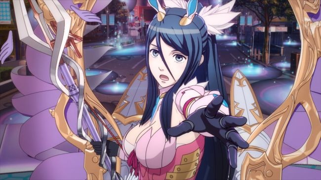Shin Megami Tensei X Fire Emblem - Screenshots - Bild 9