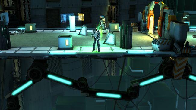Shadowrun Chronicles: Boston Lockdown - Screenshots - Bild 8