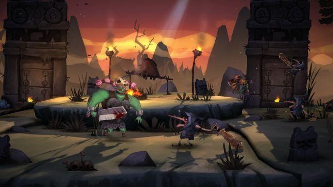 Zombie Vikings - Screenshots - Bild 7
