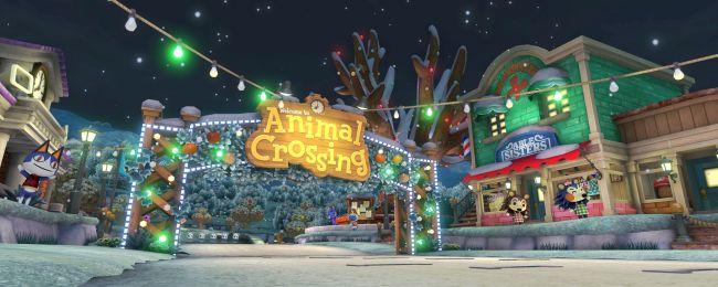 Mario Kart 8 - DLC-Paket 2: Animal Crossing X Mario Kart 8 - Screenshots - Bild 17