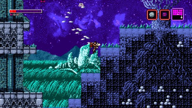 Axiom Verge - Screenshots - Bild 1