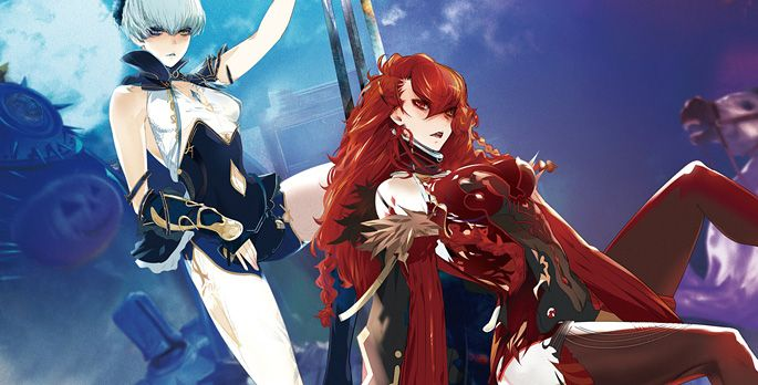 Deception IV: The Nightmare Princess - Test