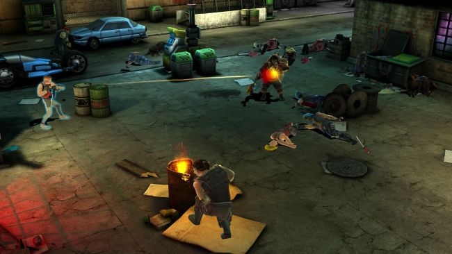 Shadowrun Chronicles: Boston Lockdown - Screenshots - Bild 27