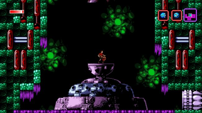 Axiom Verge - Screenshots - Bild 8