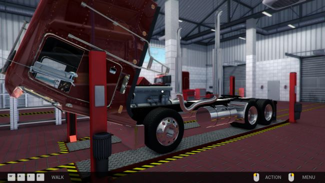 LKW-Werkstatt Simulator 2015 - Screenshots - Bild 3