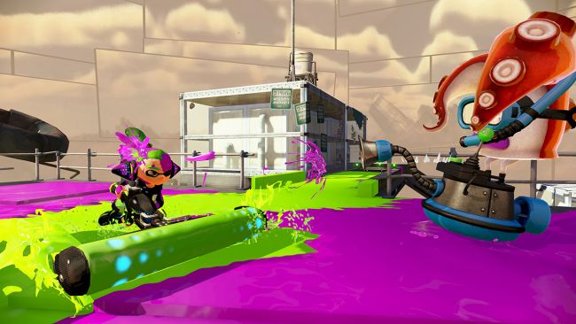 Splatoon - Screenshots - Bild 16