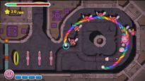 Kirby und der Regenbogen-Pinsel - Screenshots - Bild 13
