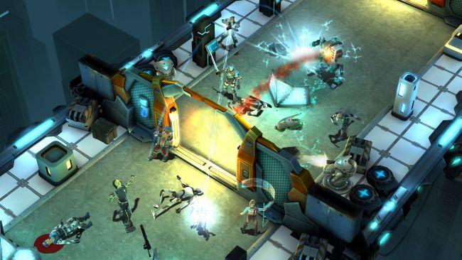 Shadowrun Chronicles: Boston Lockdown - Screenshots - Bild 1
