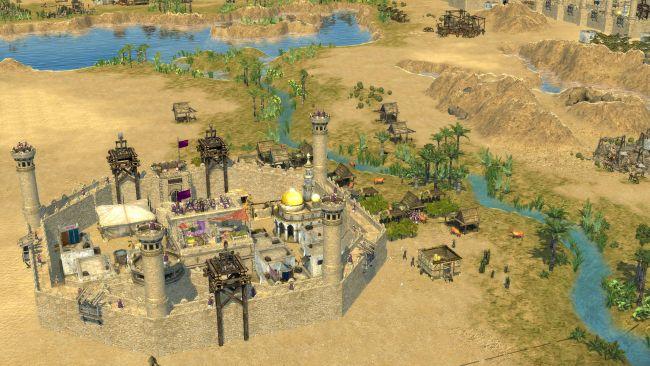 Stronghold Crusader 2 - DLC: Invasionen - Screenshots - Bild 5