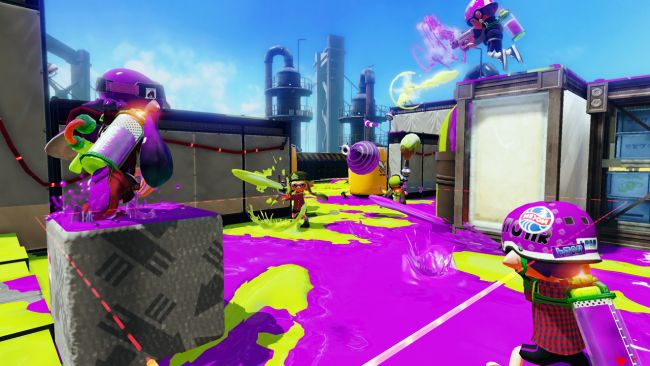 Splatoon - Screenshots - Bild 3
