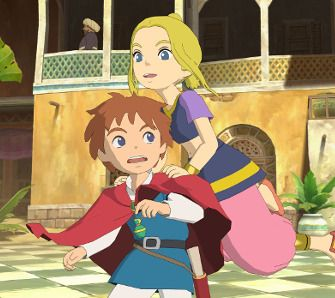 Ni no kuni: Wrath of the White Witch - Preview