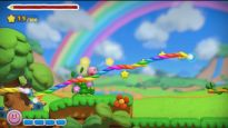 Kirby und der Regenbogen-Pinsel - Screenshots - Bild 4