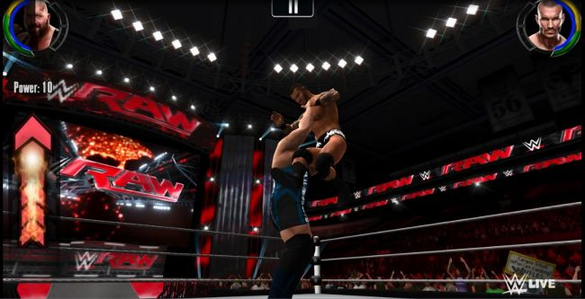 WWE 2K - Screenshots - Bild 1