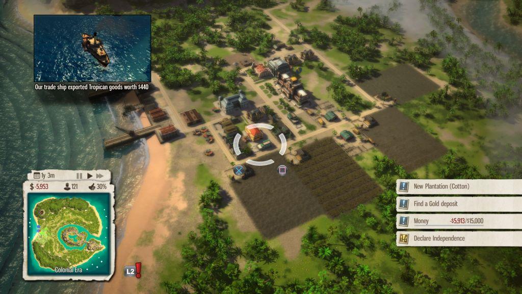 Game Tropico 1