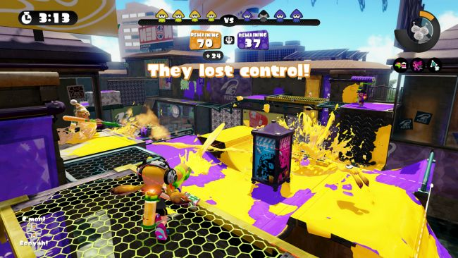 Splatoon - Screenshots - Bild 4