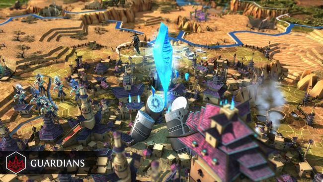 Endless Legend - DLC: Guardians - Screenshots - Bild 6